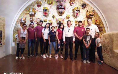 Visita al Museo Histórico de Acapulco